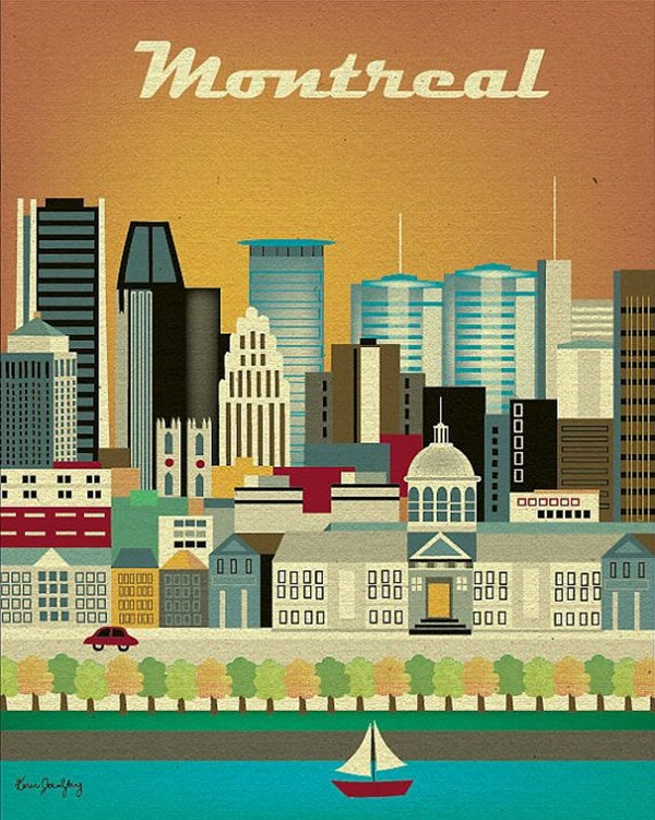 Beautiful City Poster ART Examples (28)