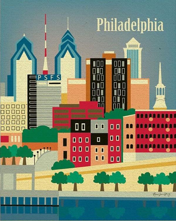 Beautiful City Poster ART Examples (29)