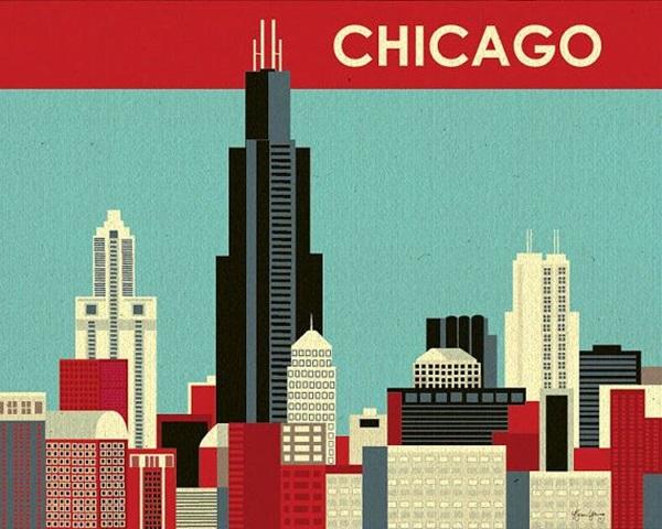 Beautiful City Poster ART Examples (31)