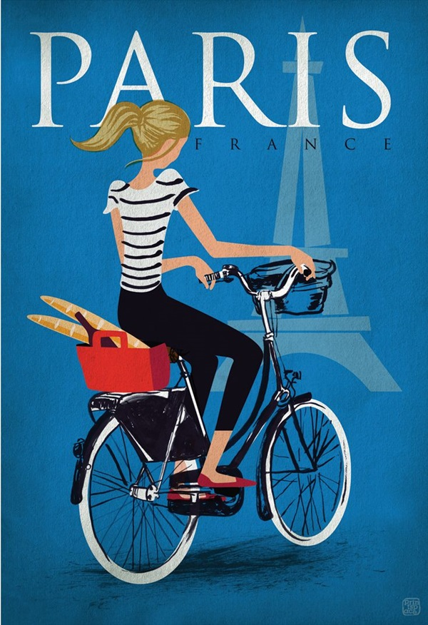 Beautiful City Poster ART Examples (32)
