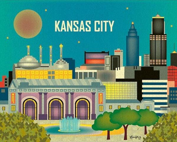 Beautiful City Poster ART Examples (34)