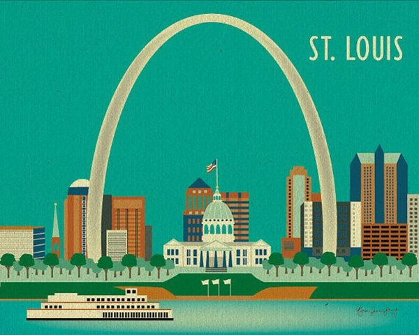 Beautiful City Poster ART Examples (36)