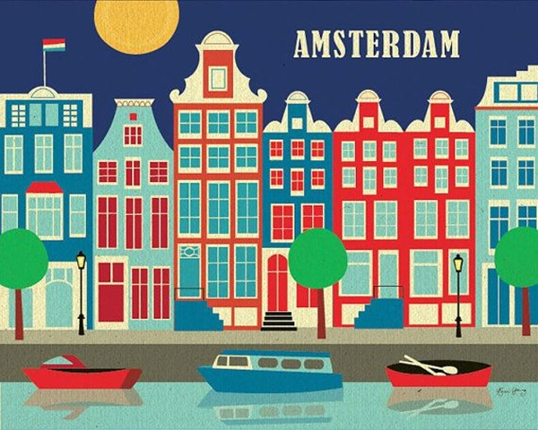 Beautiful City Poster ART Examples (37)