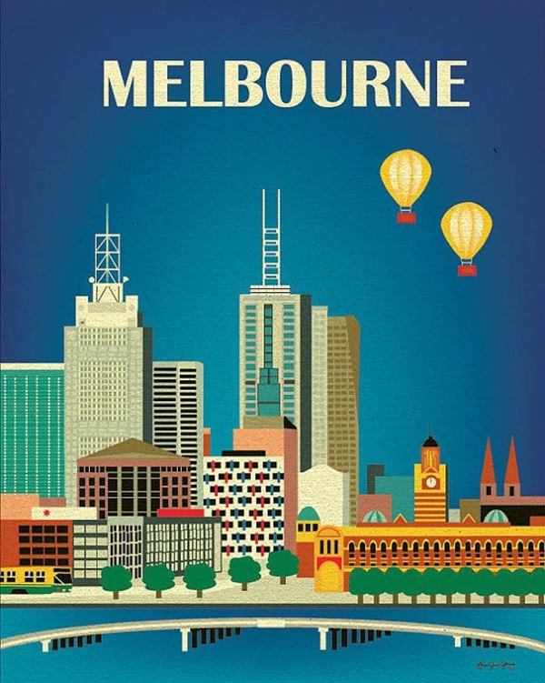 Beautiful City Poster ART Examples (41)