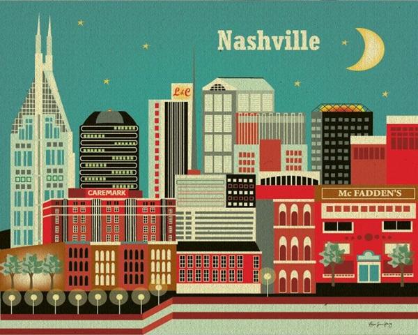 Beautiful City Poster ART Examples (5)