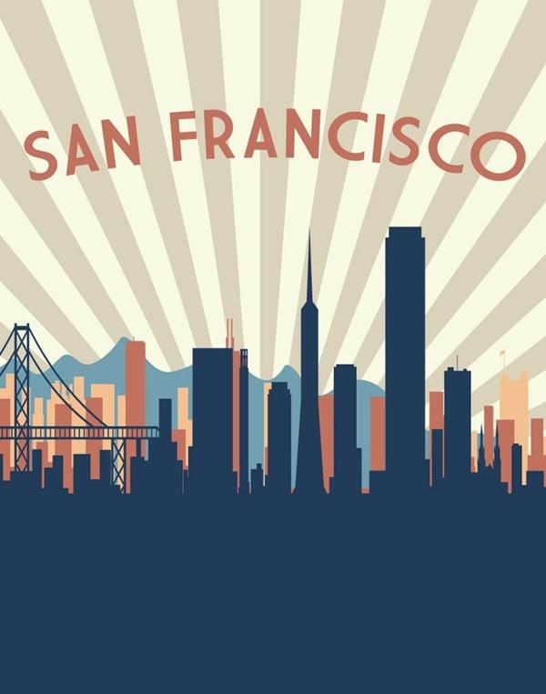 Beautiful City Poster ART Examples (7)