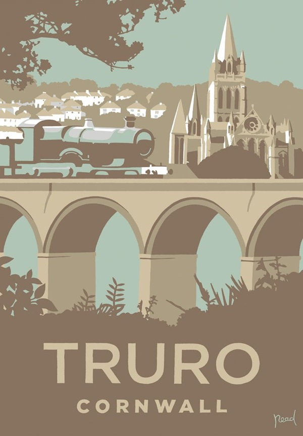 Beautiful City Poster ART Examples (9)