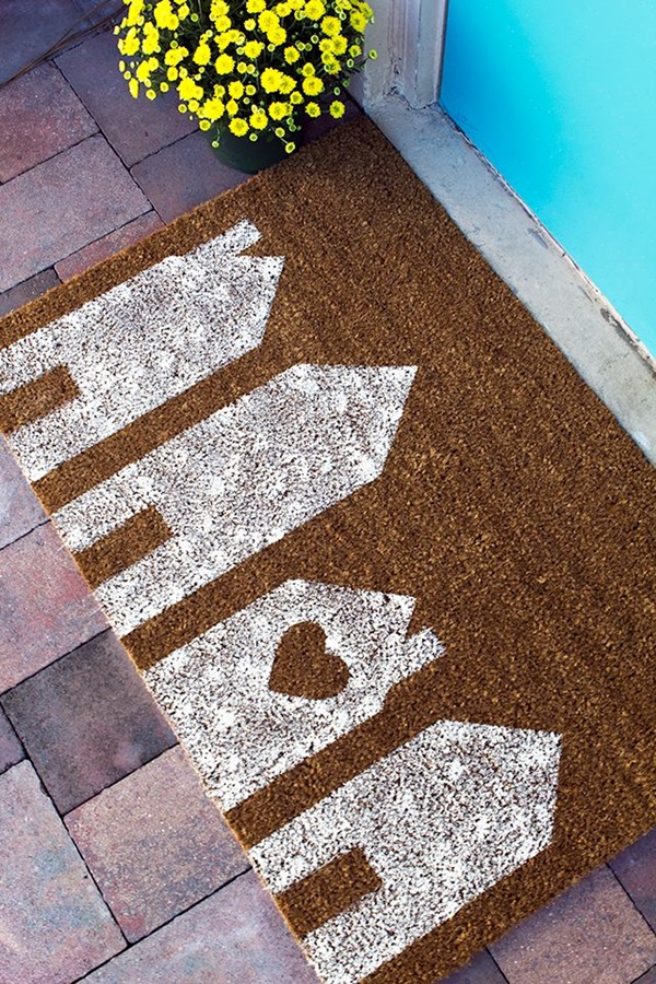 Brilliant Door Mats For Every Cool Human Being (17)