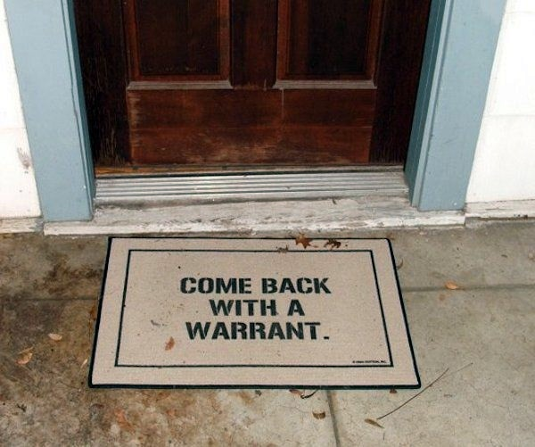 Brilliant Door Mats For Every Cool Human Being (18)