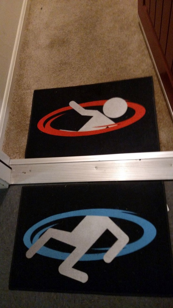 Brilliant Door Mats For Every Cool Human Being (21)
