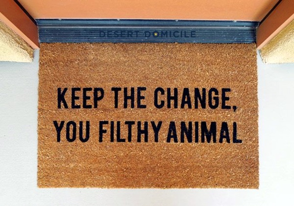 Brilliant Door Mats For Every Cool Human Being (33)