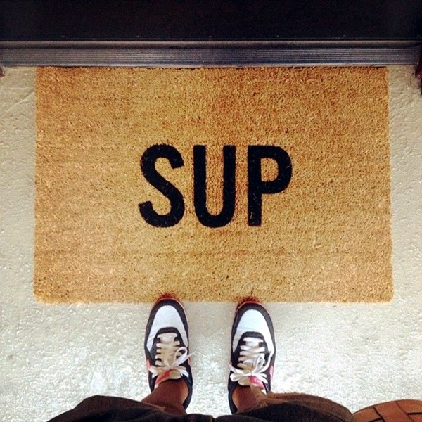 Brilliant Door Mats For Every Cool Human Being (39)