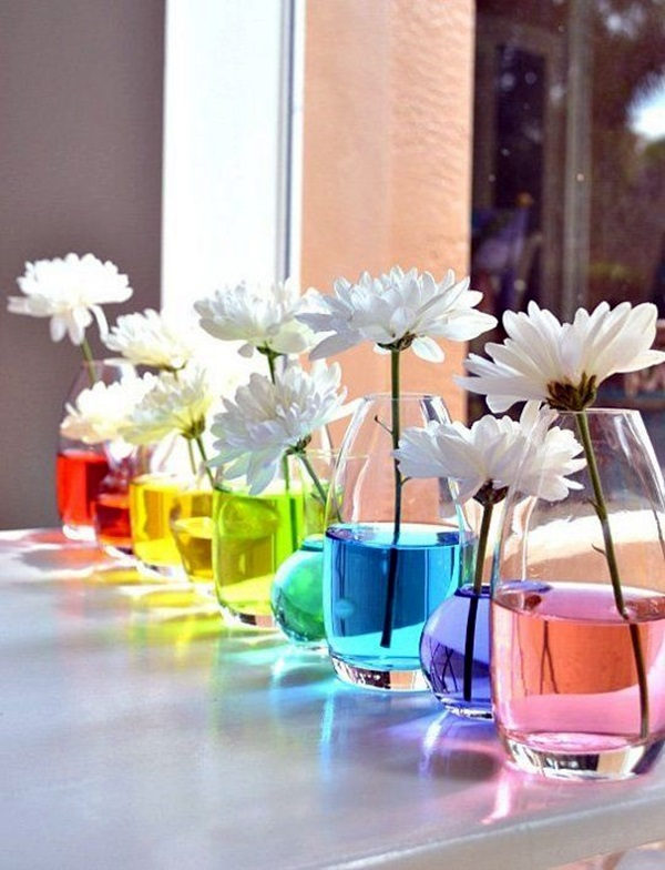 Creative Ways to Decorate Your House with Flowers (17)
