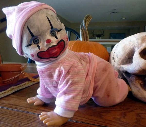 Disturbing DOLL ART Crafts which will Stay in your mind (18)