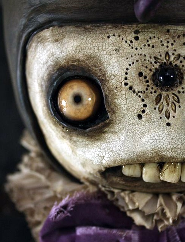 Disturbing DOLL ART Crafts which will Stay in your mind (2)