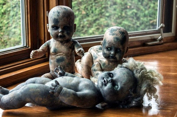 Disturbing DOLL ART Crafts which will Stay in your mind (22)