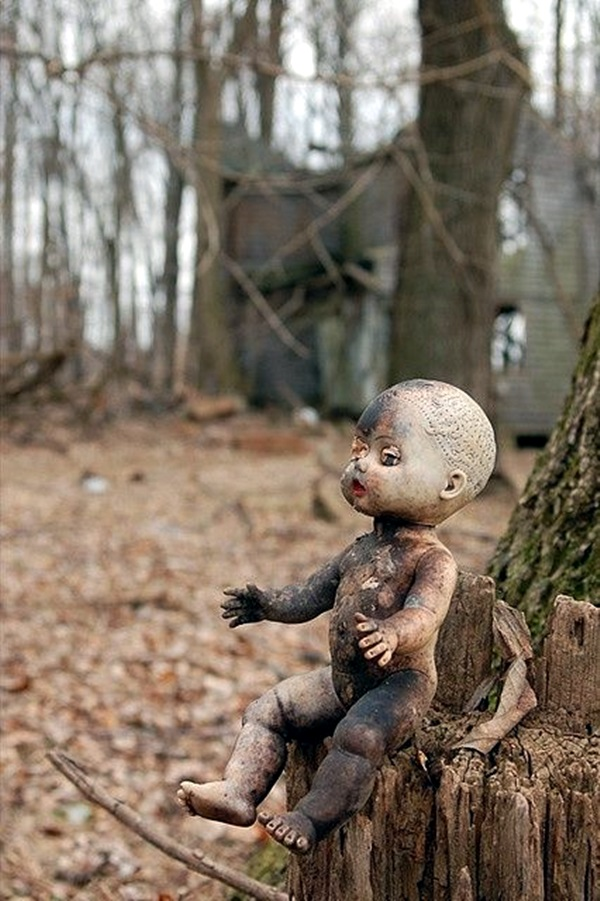 Disturbing DOLL ART Crafts which will Stay in your mind (28)