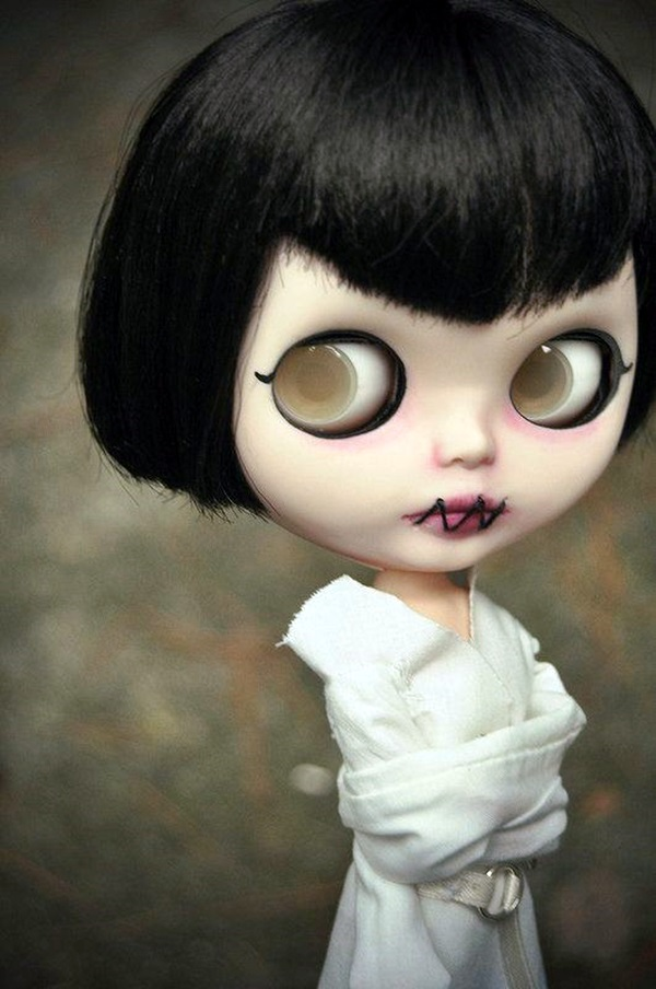 Disturbing DOLL ART Crafts which will Stay in your mind (3)