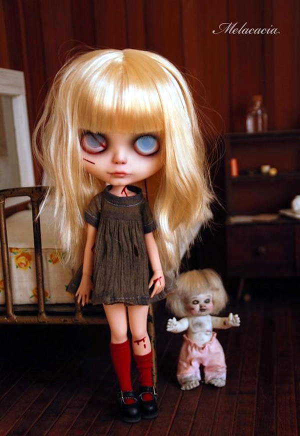 Disturbing DOLL ART Crafts which will Stay in your mind (30)