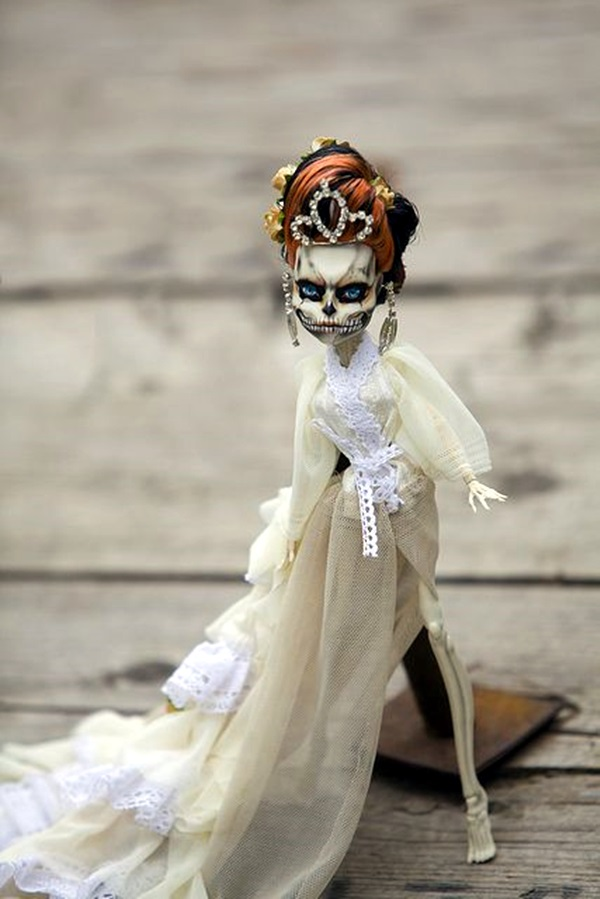 Disturbing DOLL ART Crafts which will Stay in your mind (32)