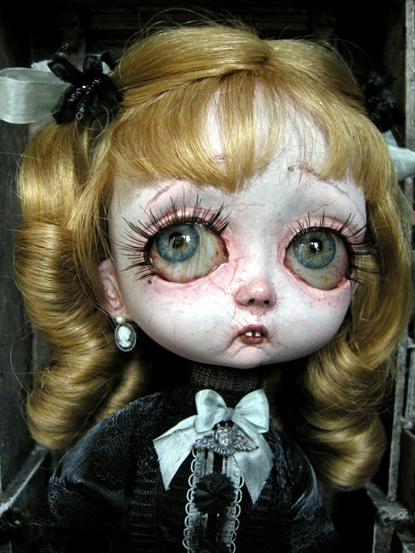 Disturbing DOLL ART Crafts which will Stay in your mind (37)