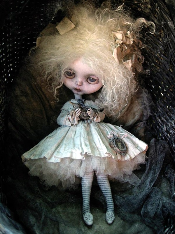 Disturbing DOLL ART Crafts which will Stay in your mind (42)