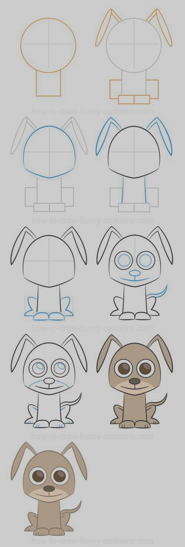 Easy Step by Step Art Drawings to Practice (28)
