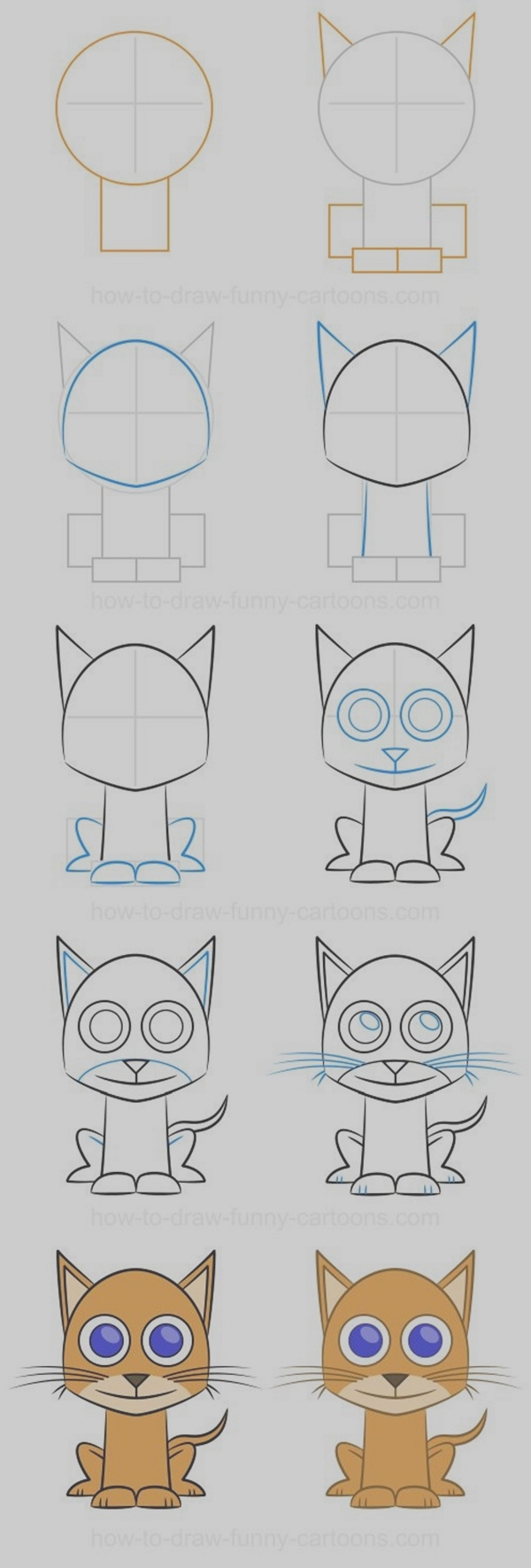 Easy Step by Step Art Drawings to Practice (34)