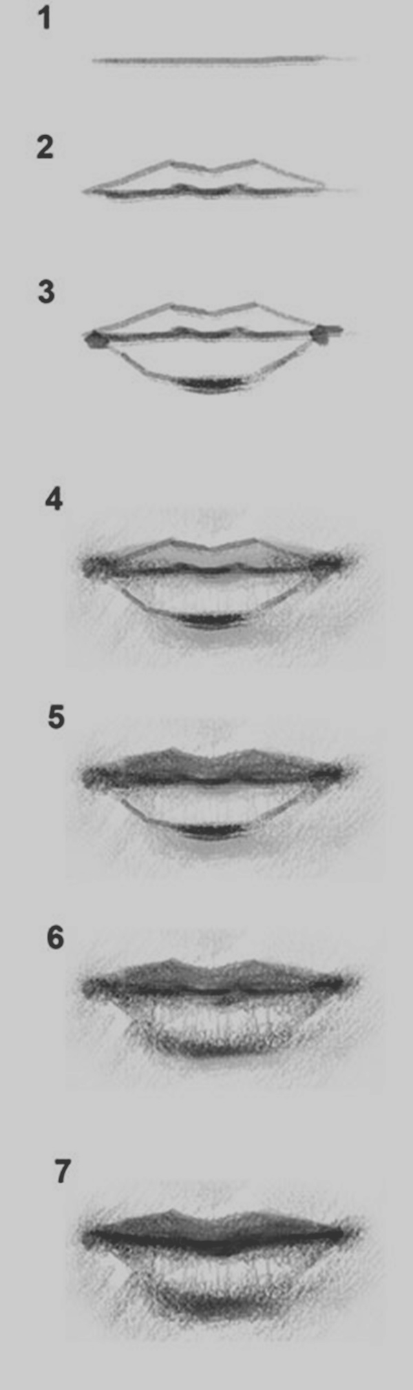 Easy Step by Step Art Drawings to Practice (38)
