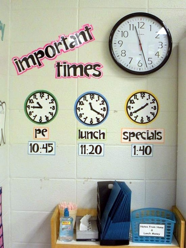 Excellent Classroom Decoration Ideas (17)