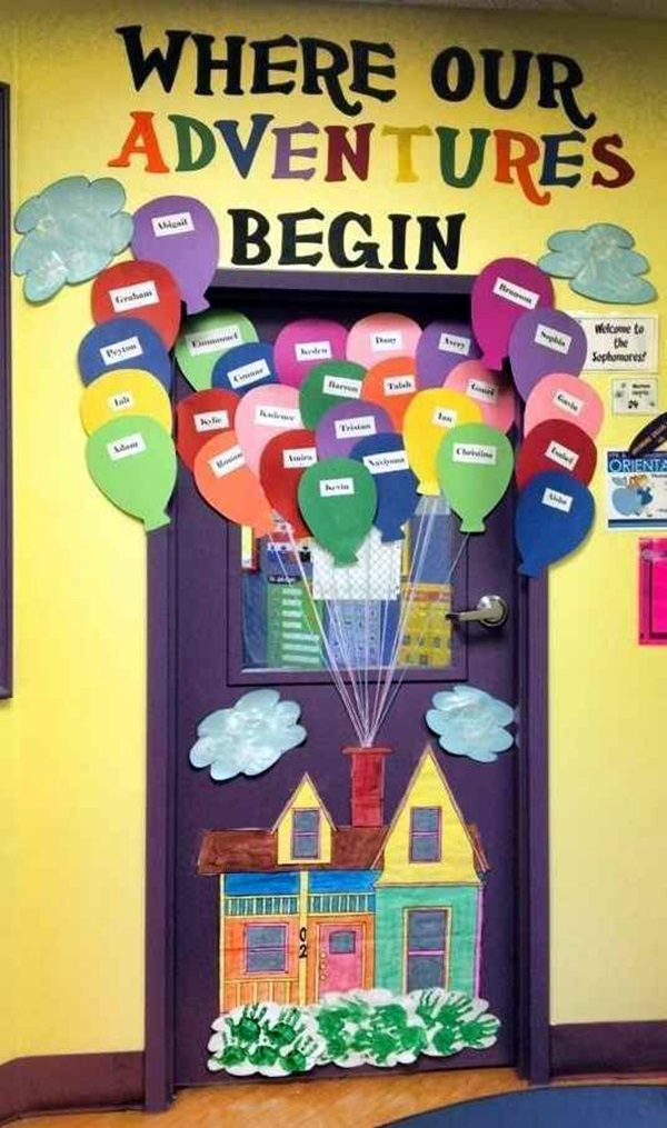 Excellent Classroom Decoration Ideas (18)