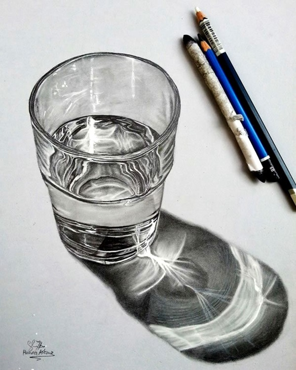 Excellent observational drawing Ideas (36)