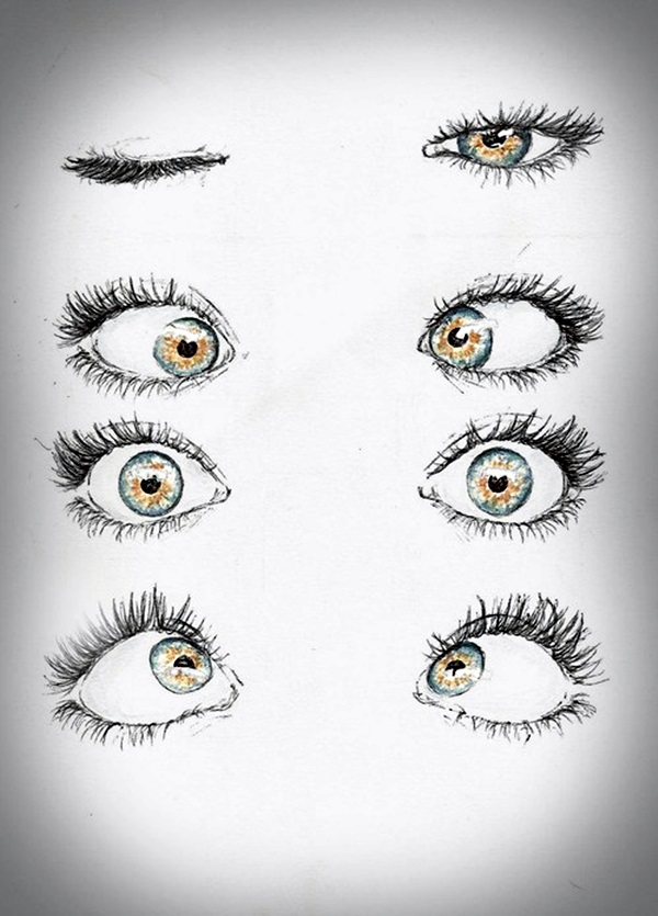 How to Draw an EYE (37)