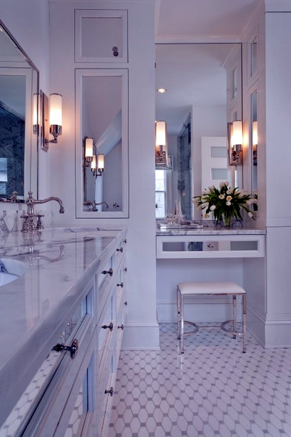 Luxury high end style bathroom Designs (1)