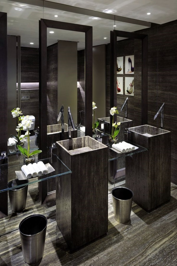 Luxury high end style bathroom Designs (11)