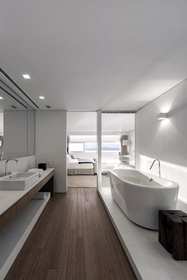 Luxury high end style bathroom Designs (12)