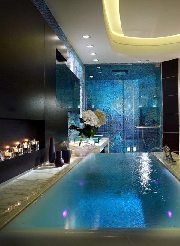 Luxury high end style bathroom Designs (13)