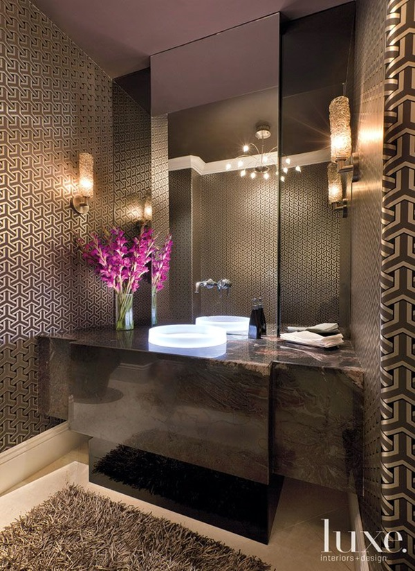 Luxury high end style bathroom Designs (15)