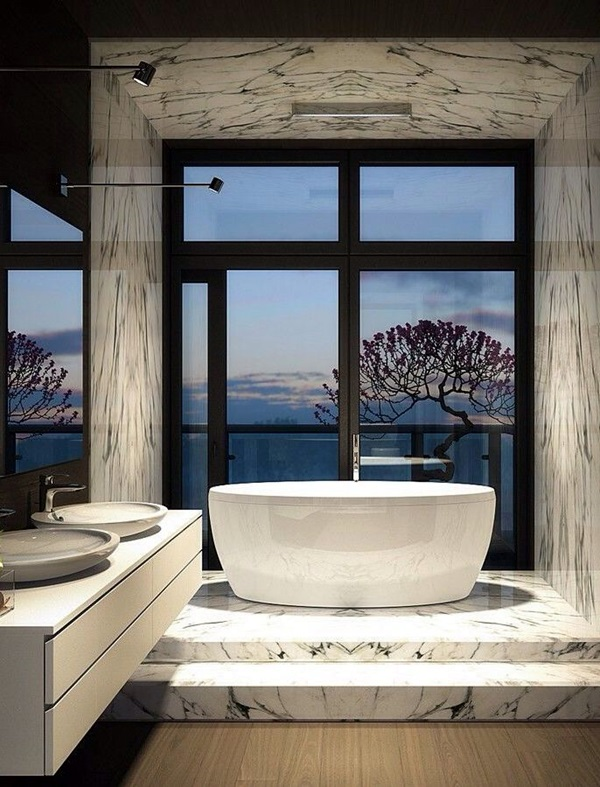 Luxury high end style bathroom Designs (16)