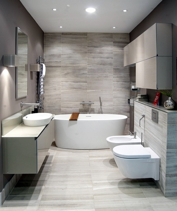 Luxury high end style bathroom Designs (19)