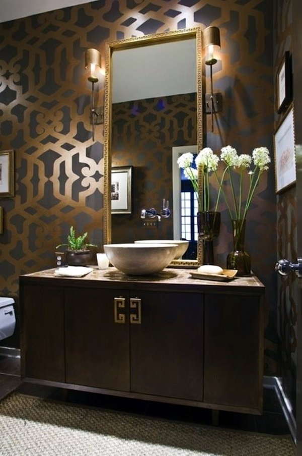 Luxury high end style bathroom Designs (20)