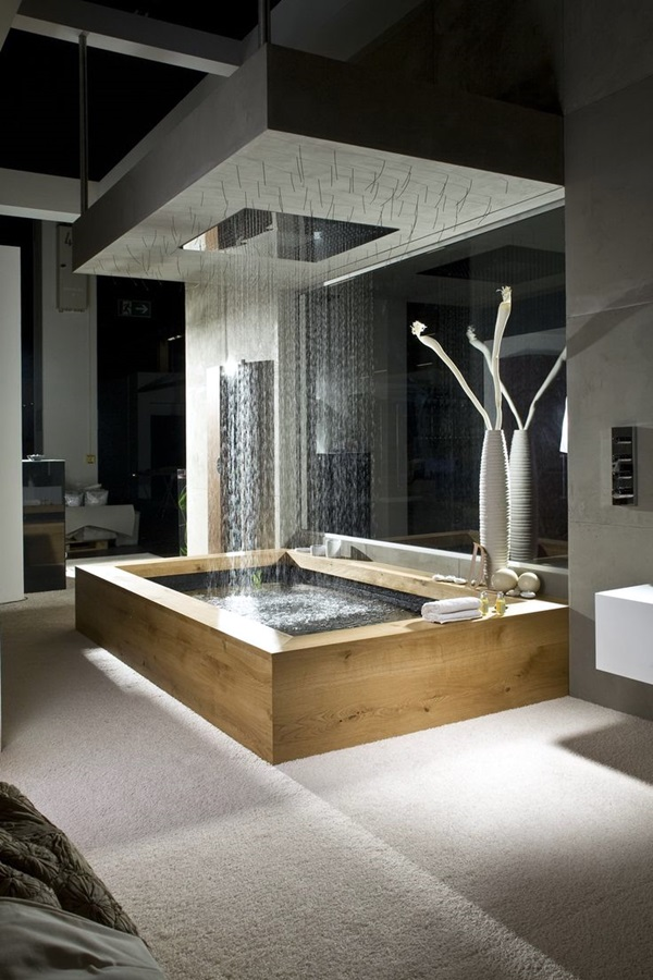 Luxury high end style bathroom Designs (25)