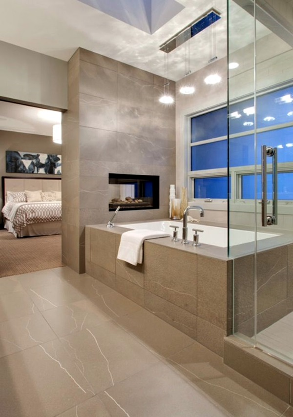 Luxury high end style bathroom Designs (27)