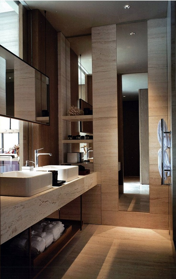 Luxury high end style bathroom Designs (28)