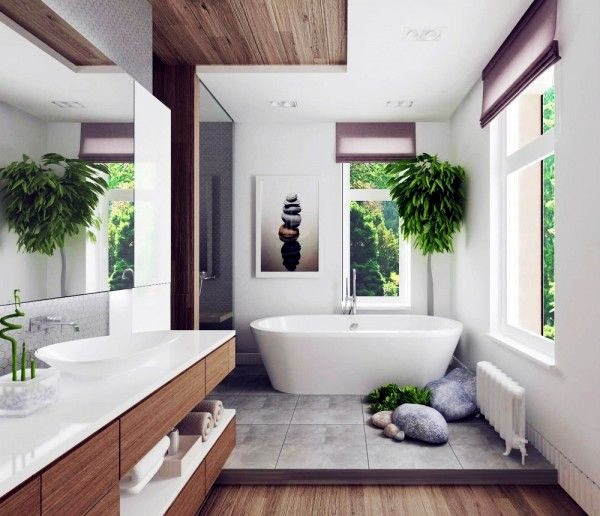 Luxury high end style bathroom Designs (29)