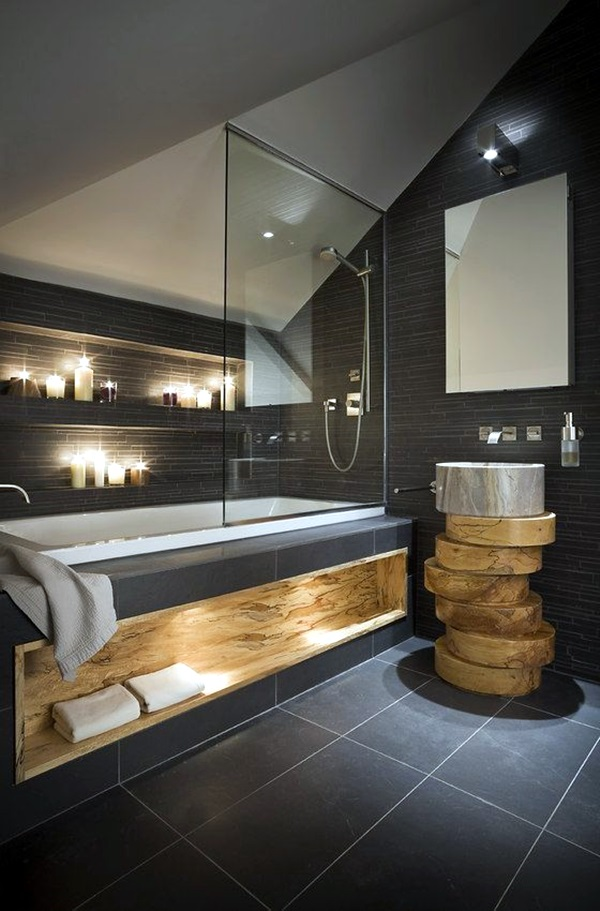 Luxury high end style bathroom Designs (31)