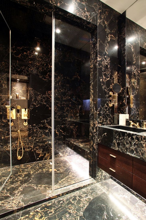 Luxury high end style bathroom Designs (33)