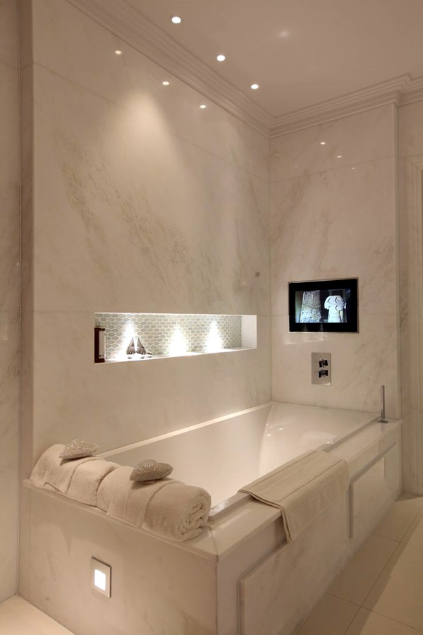 Luxury high end style bathroom Designs (36)