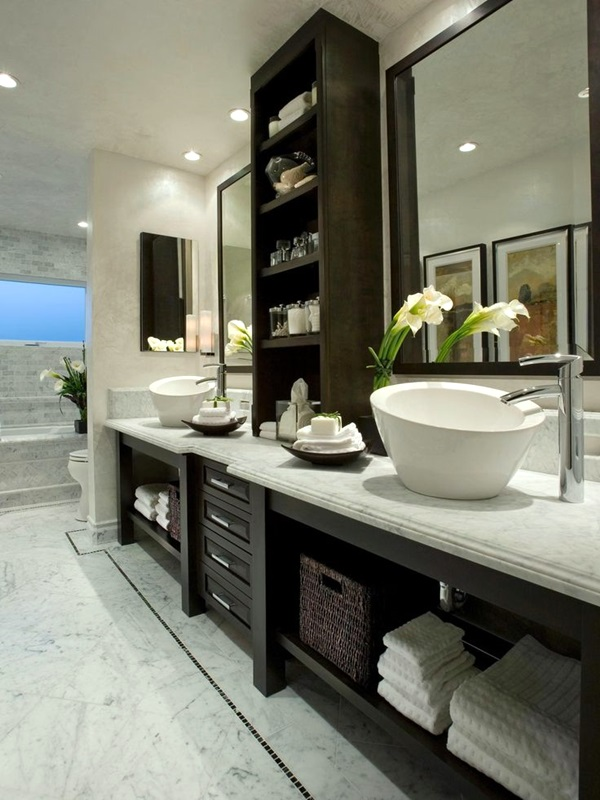 Luxury high end style bathroom Designs (40)