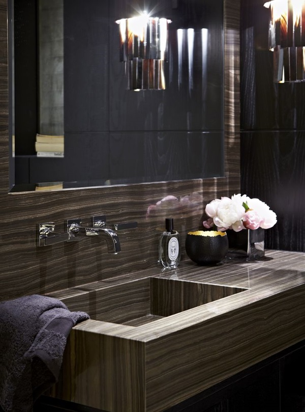 Luxury high end style bathroom Designs (41)